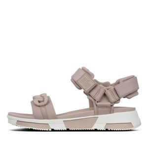NEW Fitflop Heda Chain Back-Strap Sandals